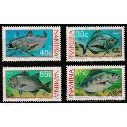 Namibija 1994. Žuvys