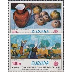 Turkų Kipras 1975. Paveikslai