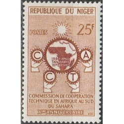 Nigeris 1960. Afrikos...