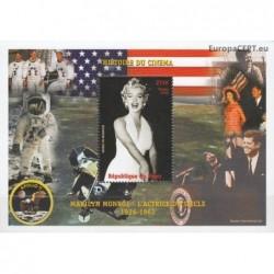 Niger 1999. Marilyn Monroe