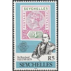 Seychelles 1979. Rowland Hill
