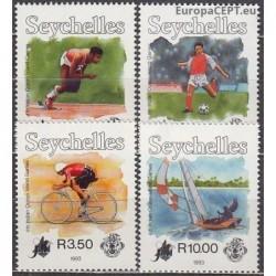 Seychelles 1993. Indian...