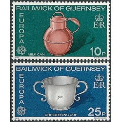 Guernsey 1976. Artisanal...