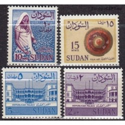 Sudan 1962. Definitive issue