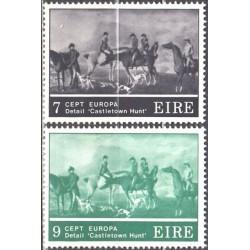 Airija 1975. Paveikslai