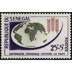 Senegal 1963. Organizations
