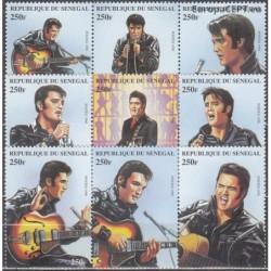 Senegal 1999. Elvis Presley