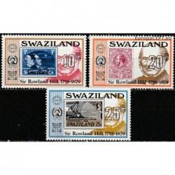 Swaziland 1979. Rowland Hill