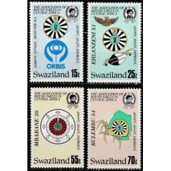 Swaziland 1986. Round table...
