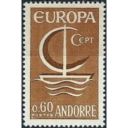 Andorra (french) 1966....