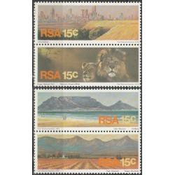 South Africa 1975. Landscapes