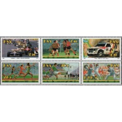 South Africa 1992. Sports