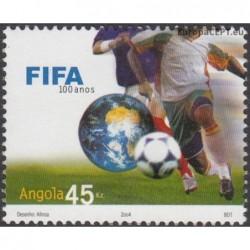 Angola 2004. Futbolas (100...