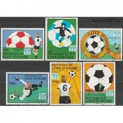 Ivory Coast 1978. FIFA...