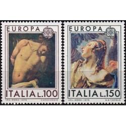 Italija 1975. Paveikslai
