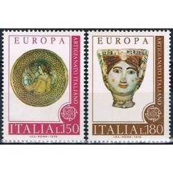 Italy 1976. Artisanal...