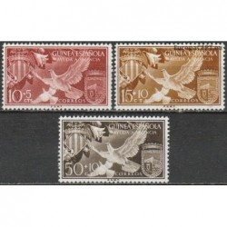 Spanish Guinea 1958. Aid...