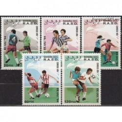 Western Sahara 1994. Soccer