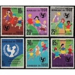 Togo 1961. United Nations...