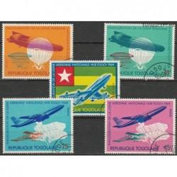 Togo 1964. History of aviation
