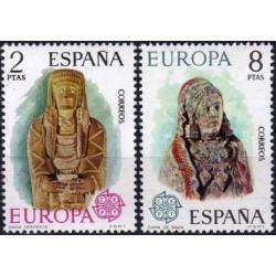 Spain 1974. Sculptures