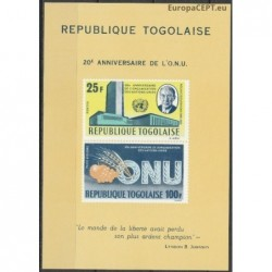 Togo 1965. United Nations