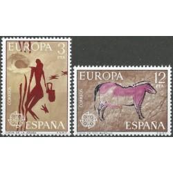 Ispanija 1975. Urvų piešiniai