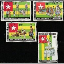 Togo 1975. National costumes