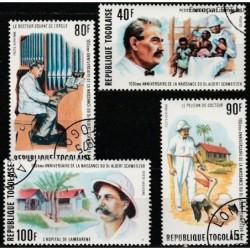 Togo 1975. Albert Schweitzer