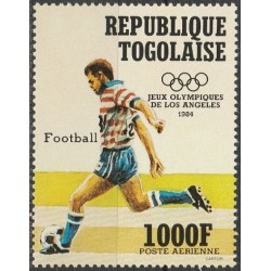 Togo 1984. Olympic Games...