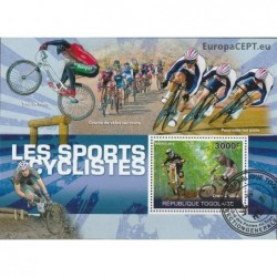 Togo 2010. Cycling