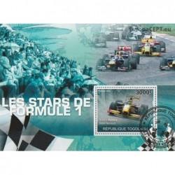 Togo 2010. Formule 1