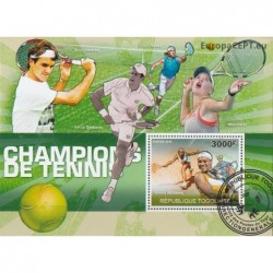Togo 2010. Tennis champions