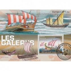 Togo 2010. Sailing ships