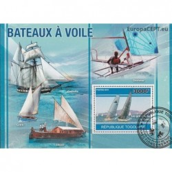 Togo 2010. Sailing