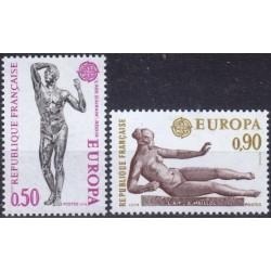 Prancūzija 1974. Skulptūros