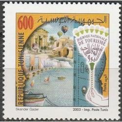 Tunisia 2003. Tourism