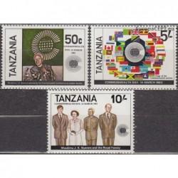 Tanzania 1983. Commonwealth...