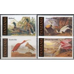 Tanzania 1986. Birds