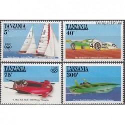 Tanzania 1991. Sports