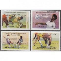 Uganda 1986. FIFA Pasaulio...