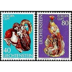 Liechtenstein 1976....