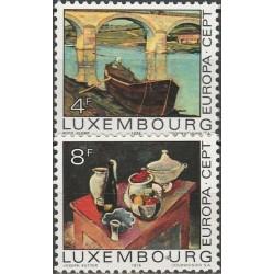 Liuksemburgas 1975. Paveikslai