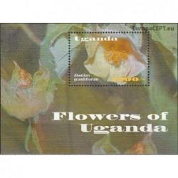 Uganda 2002. Flowers