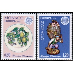 Monaco 1976. Artisanal...