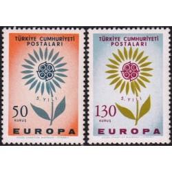 Turkey 1964. CEPT: Stylised...