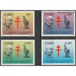 Zaire 1983. Famous medical...