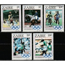 Zaire 1984. Summer Olympic...