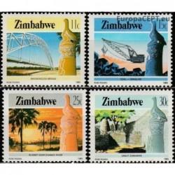 Zimbabwe 1985. Natural...