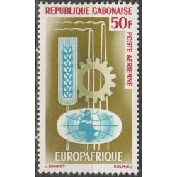 Gabon 1964. Europafrique